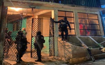 FGJCDMX detuvo a una mujer en Iztapalapa por venta de drogas