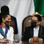 Destaca jefa de Gobierno disminución de delitos en la CDMX