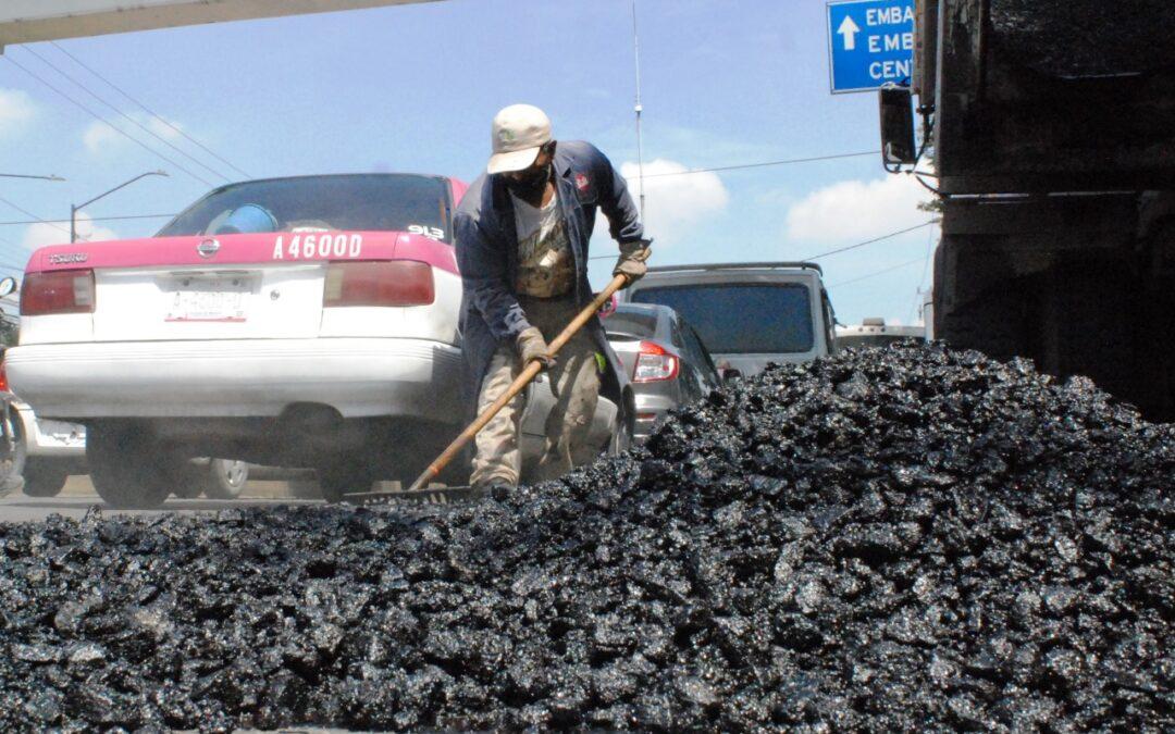 Xochimilco mejora imagen urbana y brinda seguridad vial