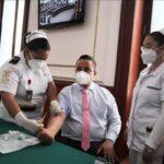 Diputado de Morena promueve la donación de sangre