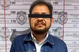 Detienen a exdiputado de Morelos acusado por abuso sexual