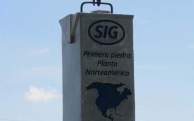 SIG Combibloc llega a Querétaro con inversión, sustentabilidad y crecimiento