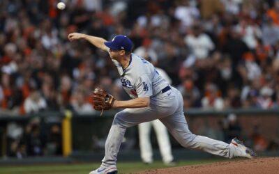 Knebel abrirá por Dodgers el Juego 1 de la Serie de Campeonato