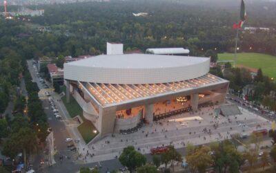«El Coloso de Reforma» testigo de grandes eventos y records