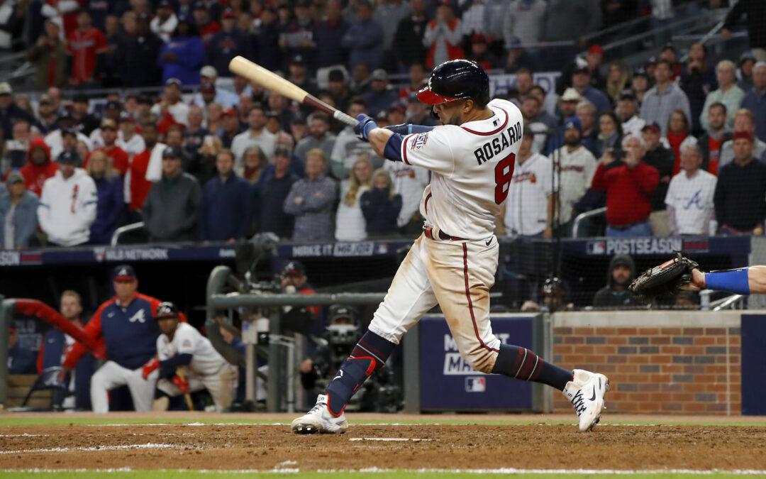 Braves toman ventaja de dos juegos sobre Dodgers