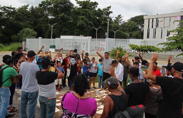 Más de 33 mil migrantes irregulares en Tamaulipas: INM