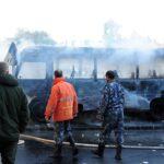 14 muertos por explosión de bombas en autobús militar de Damasco