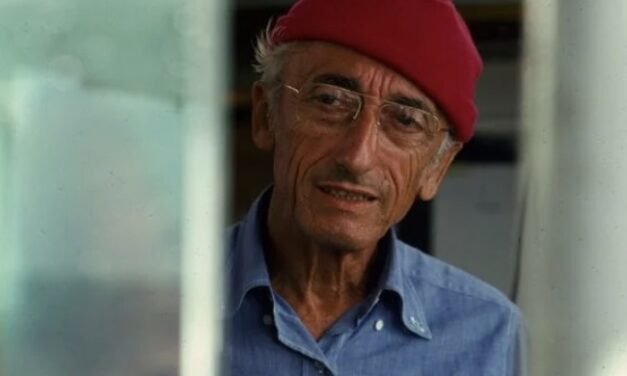 El grito de alarma por el medioambiente de Cousteau