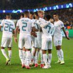 Manchester City golea en Champions League