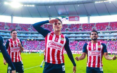 Chivas sigue soñando con Liguilla