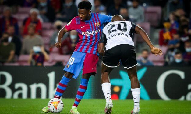 Barcelona recupera la confianza previo al clásico