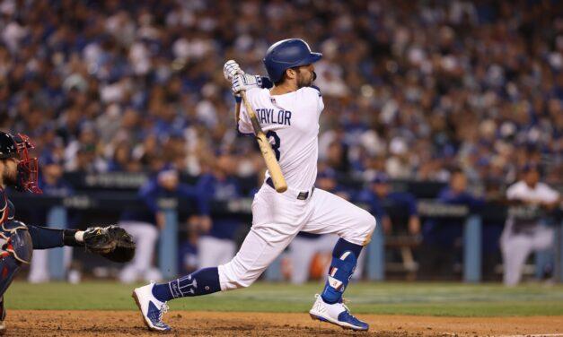 Chris Taylor mantiene con vida a los Dodgers