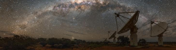 Científicos internacionales detectaron señales de radio que no concuerdan con las actualmente conocidas dentro de la Vía Láctea.