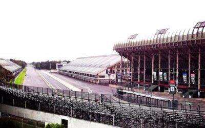 La F-1 y Estadios de futbol al 100 % de capacidad