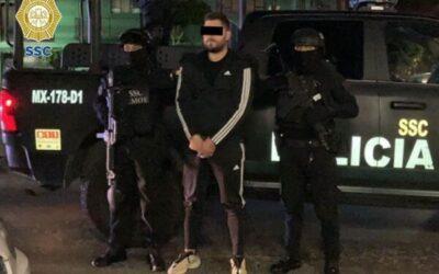 Detienen a 4 presuntos responsables de ataque en AICM