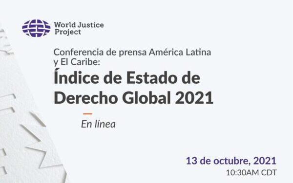México baja en el Índice Global de Estado de Derecho