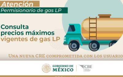 CRE anunció incremento del gas LP en Jalisco