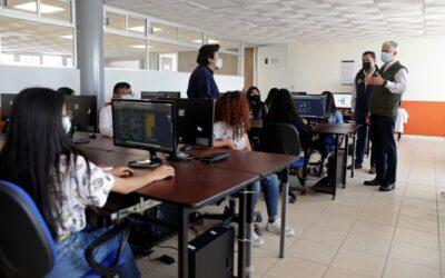 Nueva infraestructura en Universidad Politécnica de Chimalhuacán