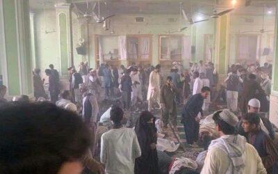 Ataque en mezquita de Afganistán, hay 53 heridos