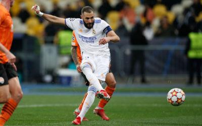 Real Madrid golea y Atlético cae en casa