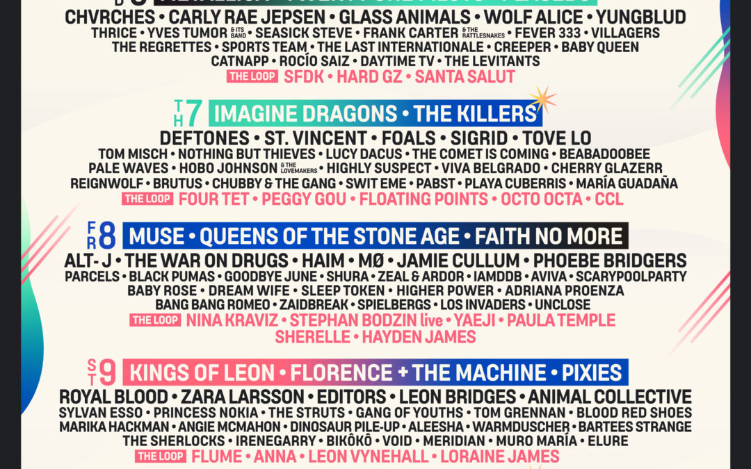 Florence + The Machine y Queens Of The Stone Age, su suman al Mad Cool 2022