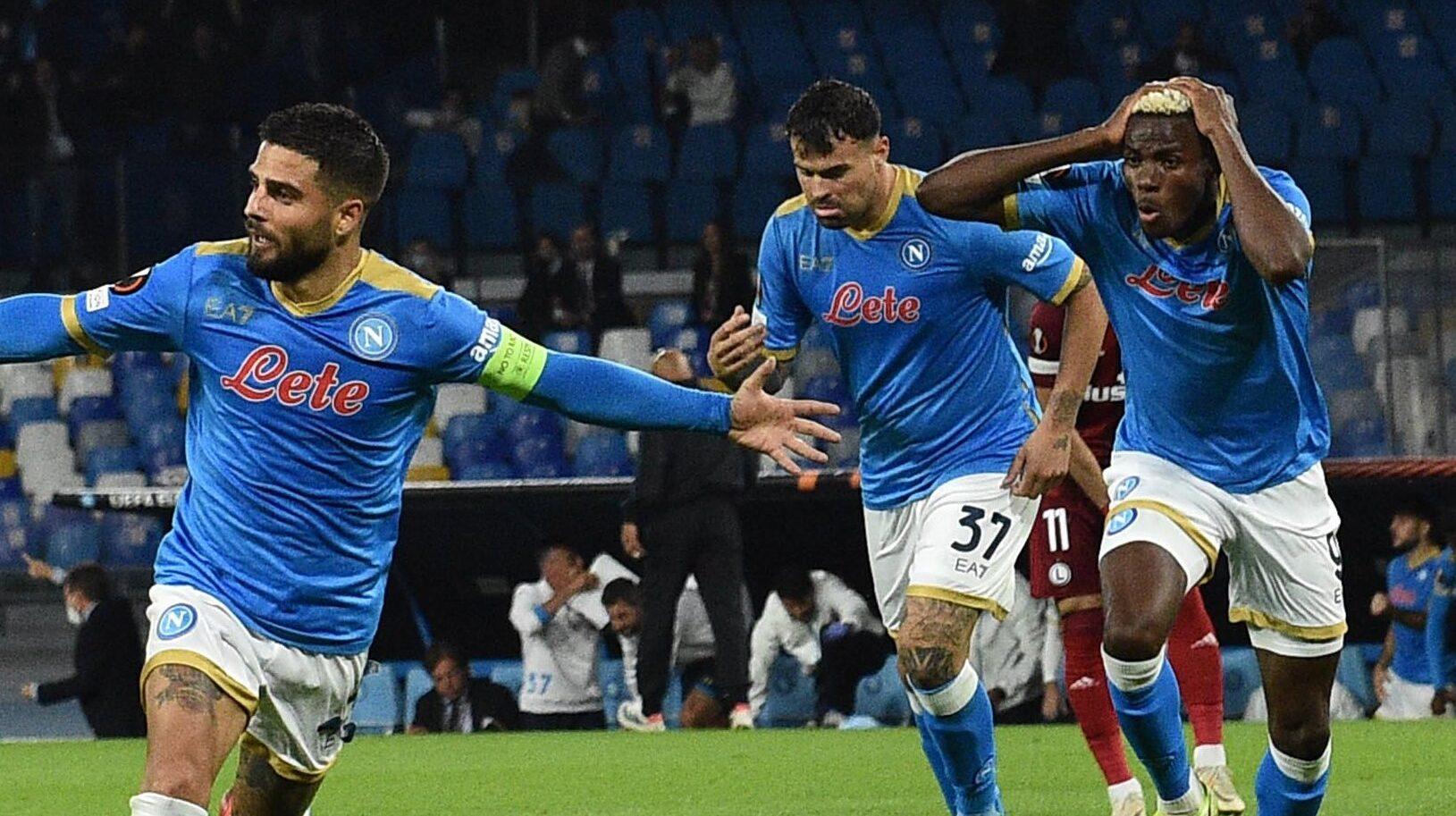 """Con """"Chucky"""" de titular, Napoli golea"""