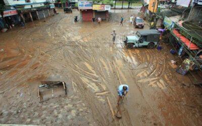 Fuertes lluvias dejan más de 40 fallecidos en India