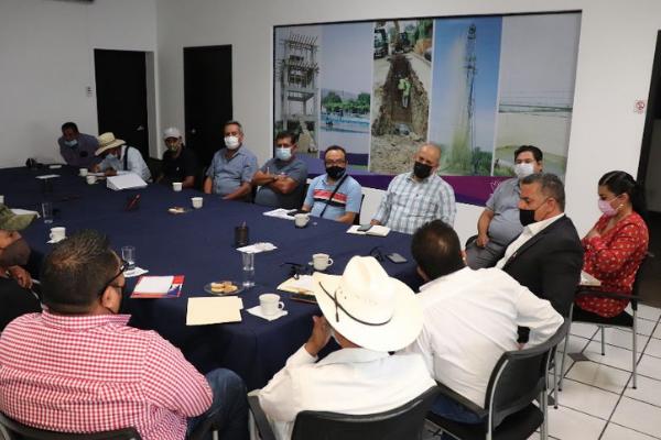 Tierras productoras en Morelos buscan apoyo de la Ceagua