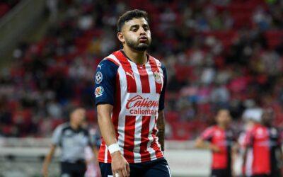 Chivas tendrá bajas importantes en el torneo