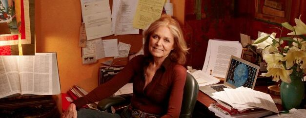 Gloria Steinem, la lucha no ha terminado