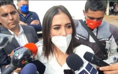 Ratifica juez prisión preventiva a Rosario Robles