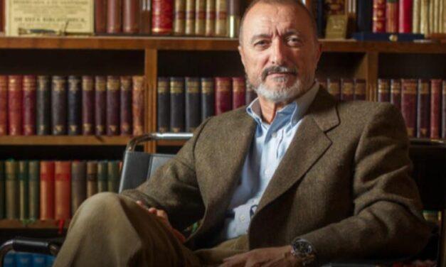 «El Italiano», nueva novela de Pérez-Reverte
