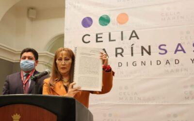 Celia Marín promueve amparo contra reelección de Rafael Guerra en TSJCDMX