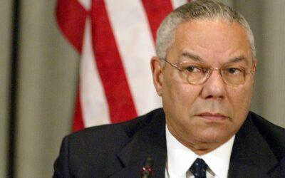 Fallece Colin Powell, por complicaciones de Covid