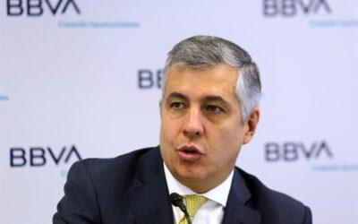 BBVA bajó pronóstico de crecimiento de la economía mexicana a 6%