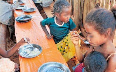 Más muertes por hambre que por COVID-19: ONU