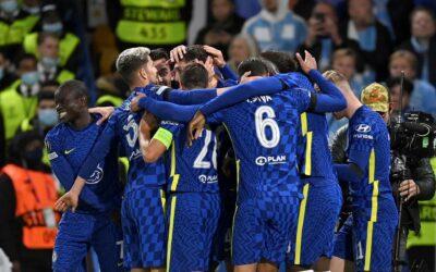 El campeón Chelsea, golea al Malmo