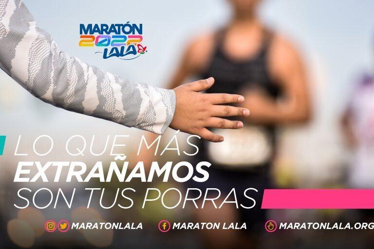 Twitter Maratón Lala
