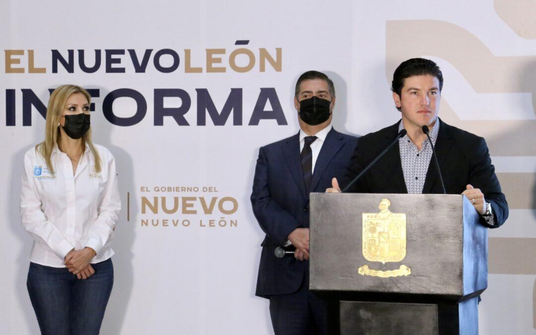 Nuevo León iniciará con la reactivación económica