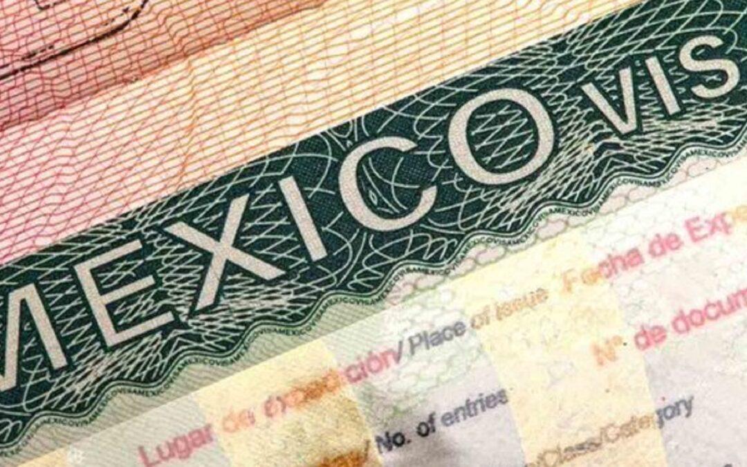 México solicitará Visa a viajeros brasileños
